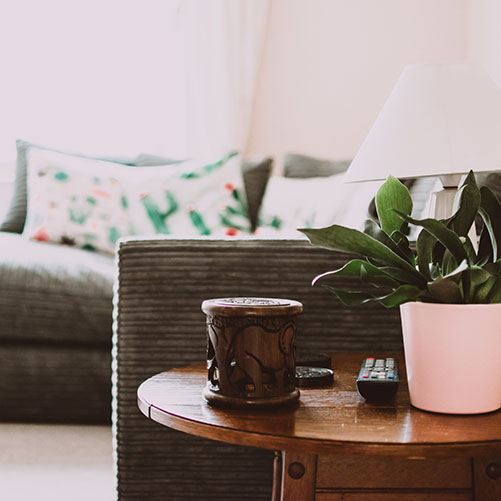 Oczyszczanie energetyczne pomieszczeń
